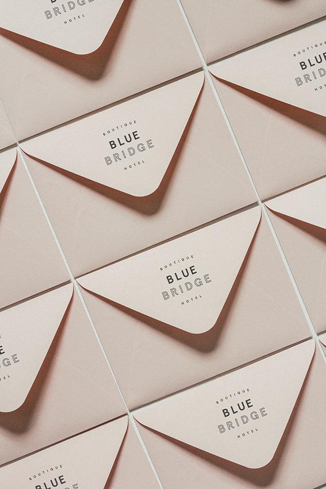 Multiple boutique hotel envelopes