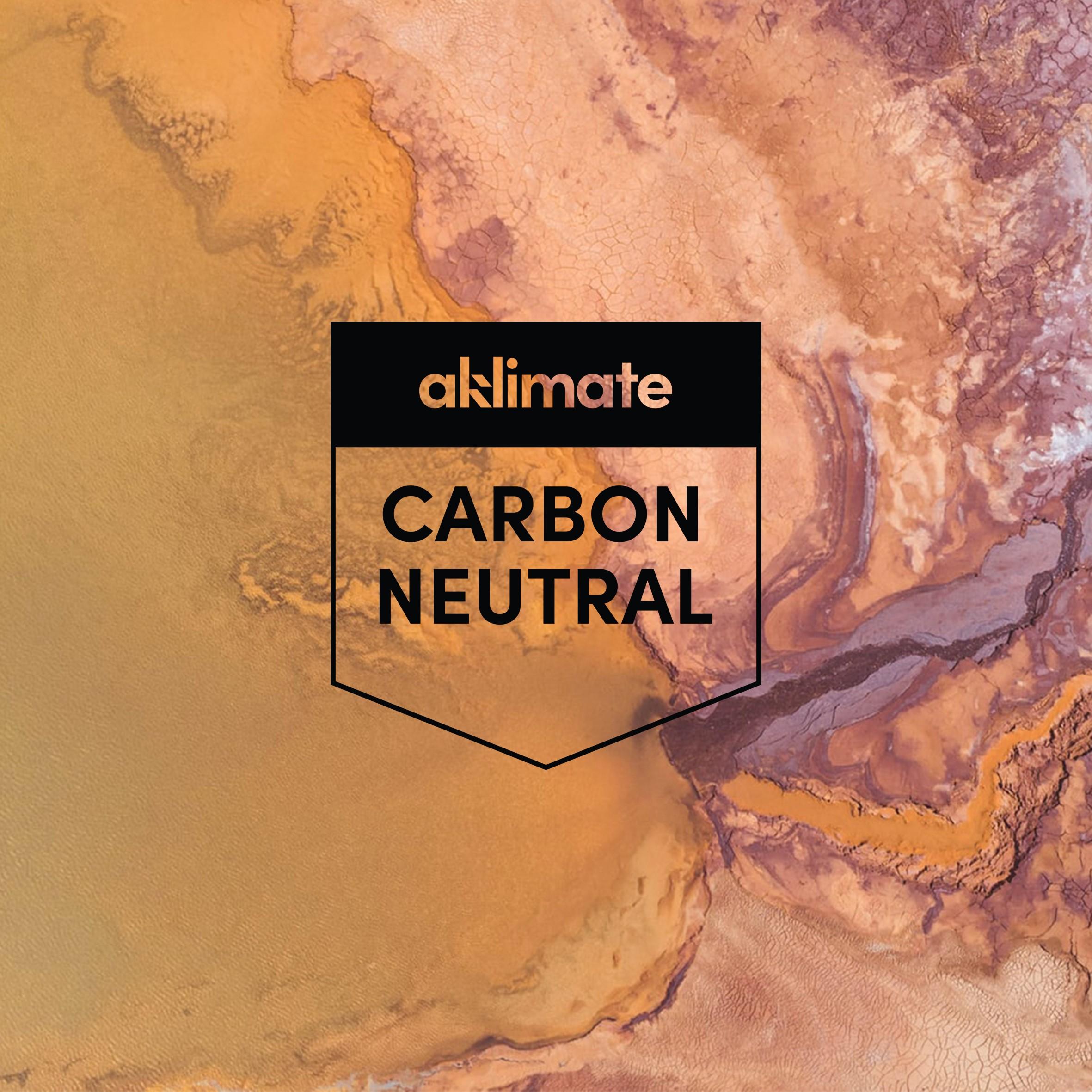 aklimate Carbon Neutral