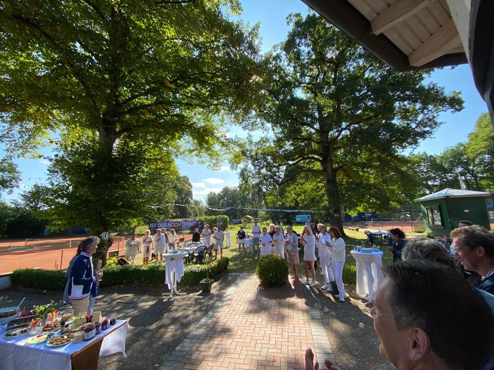 """100 Jahre """"Tennis in White"""""""
