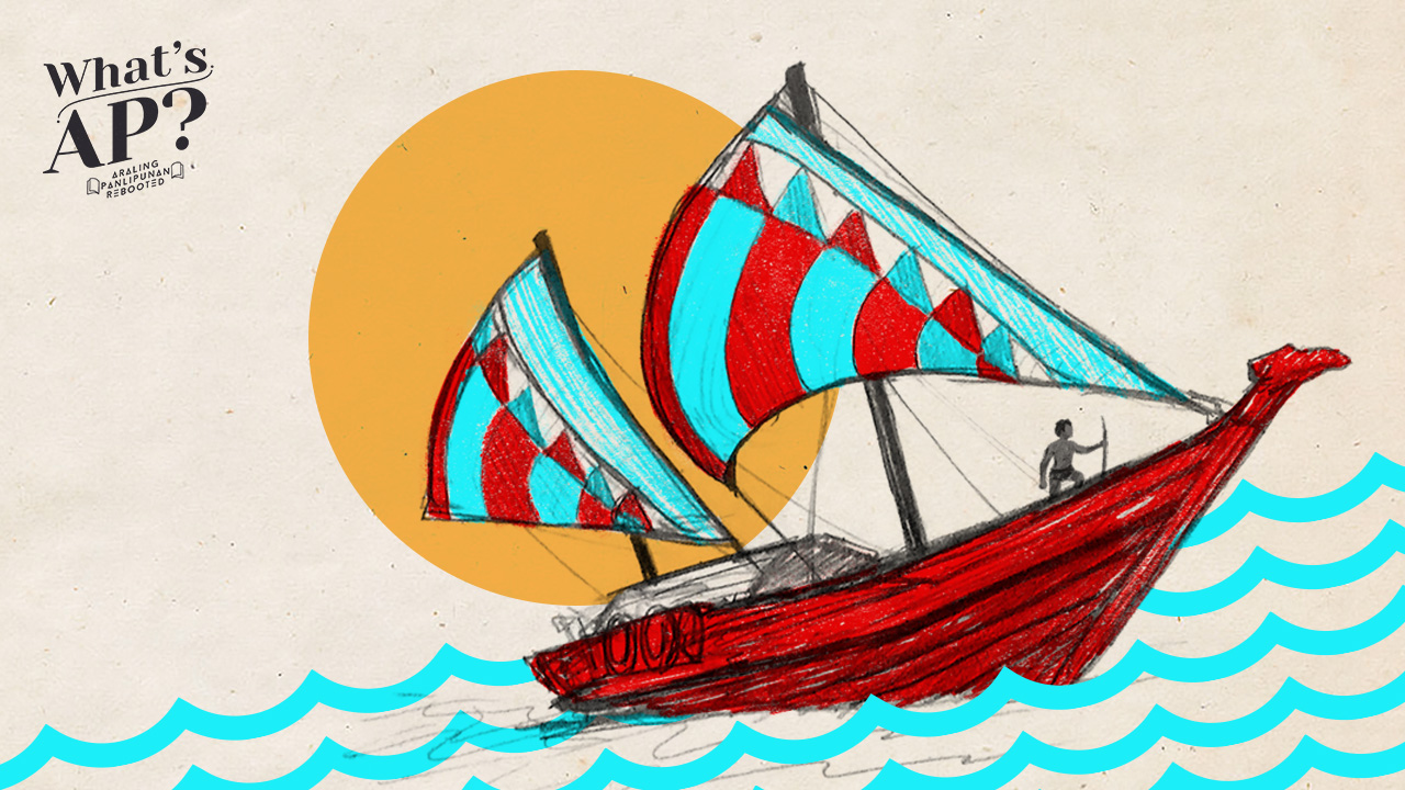 We were voyagers: Why the dark ages weren't so dark for pre-colonial Filipinos