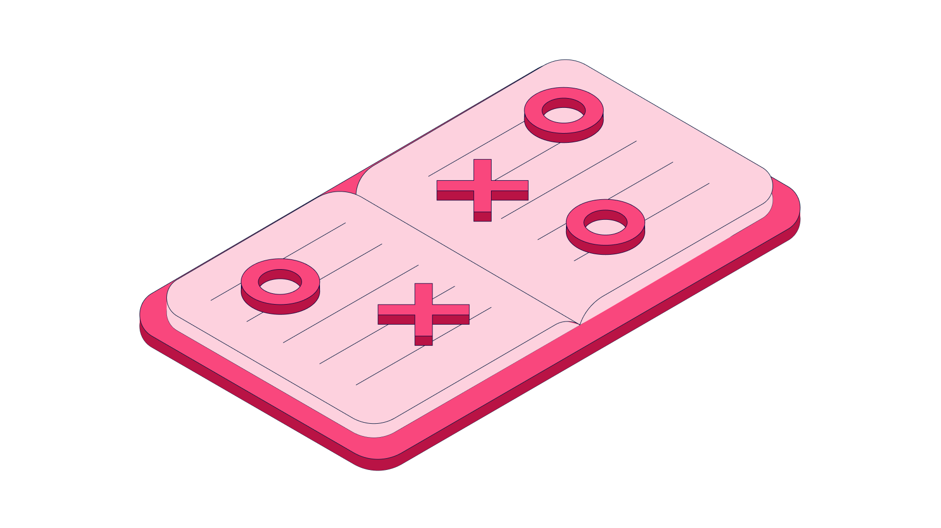 open playbook illustration