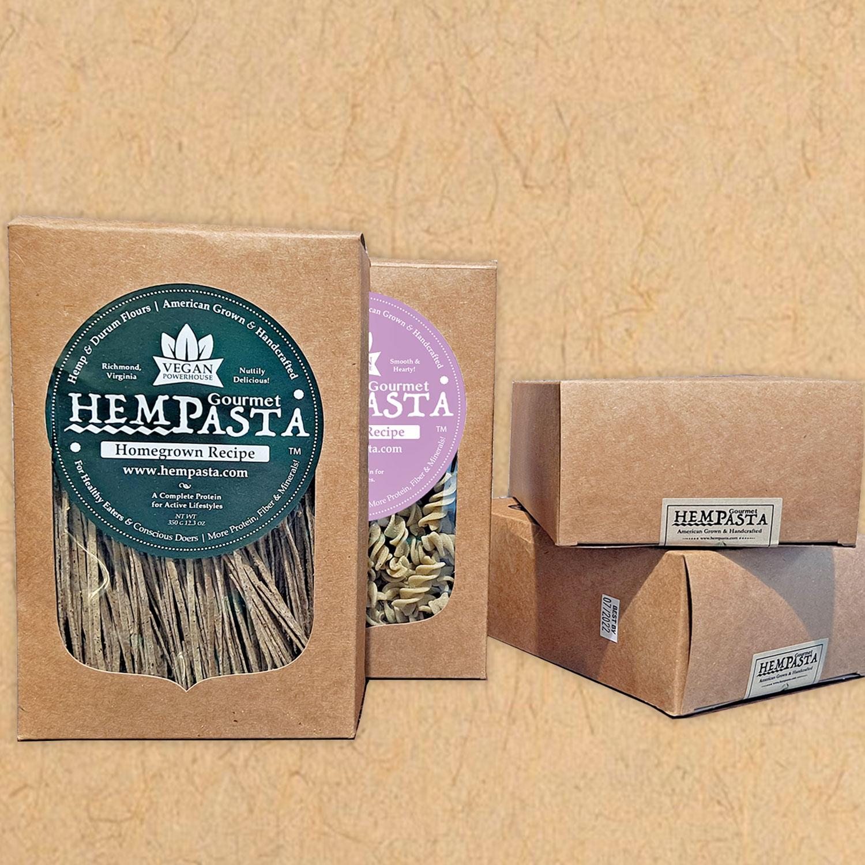 Four Hempasta