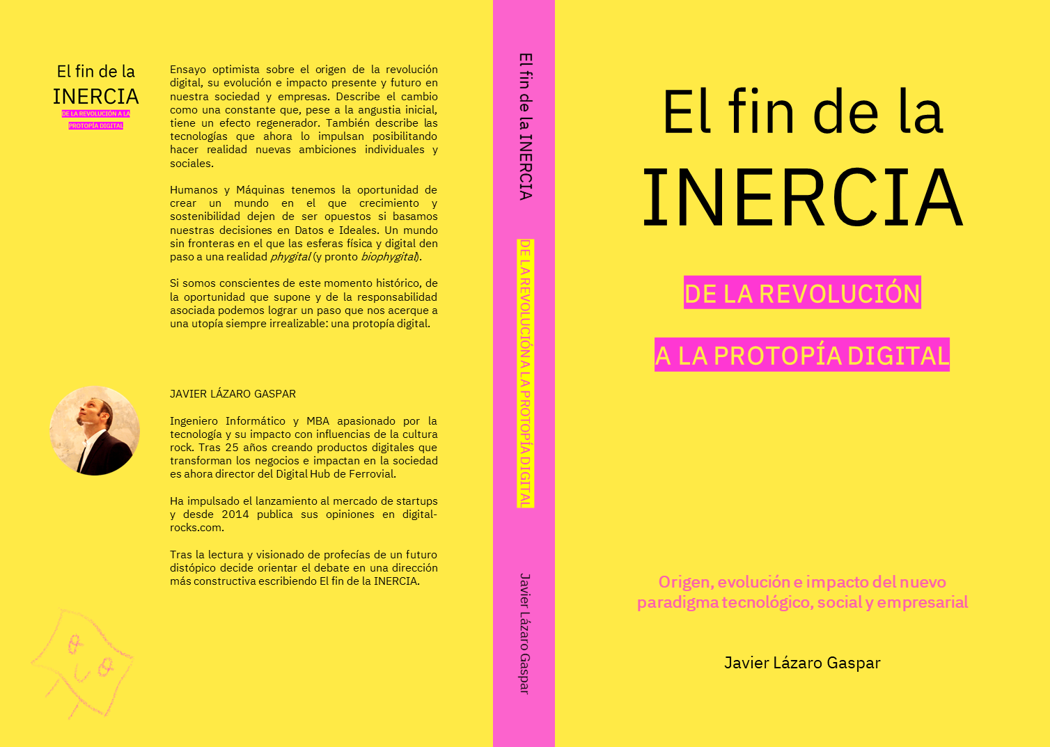 El fin de la INERCIA de Javier Lázaro Gaspar