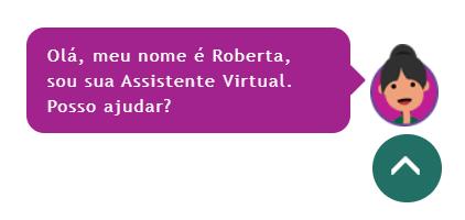 Imagem do chat online da Unimed Fortaleza
