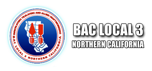 B.A.C. Local#3 Union logo