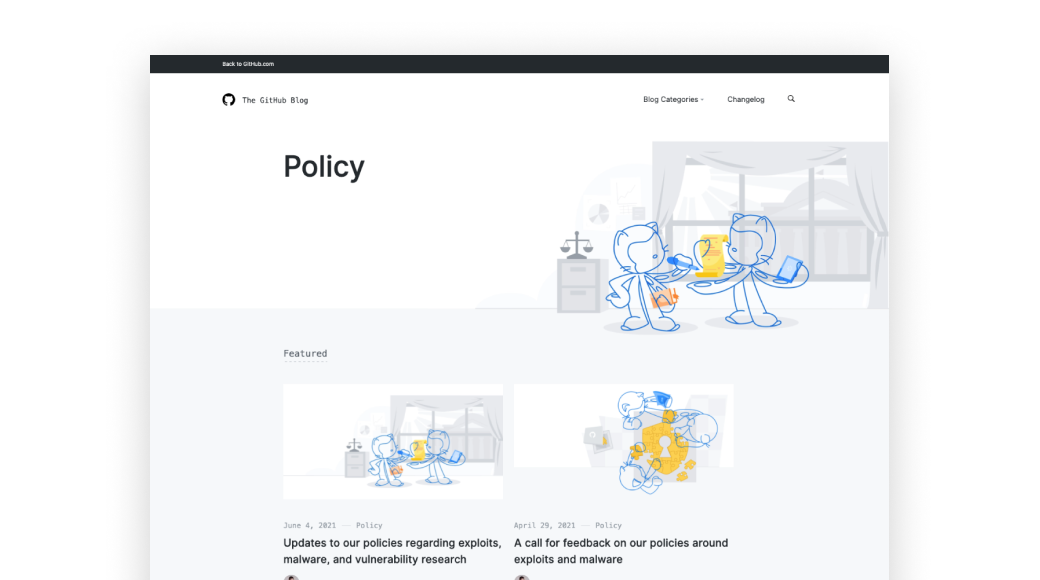 blog hero for policy