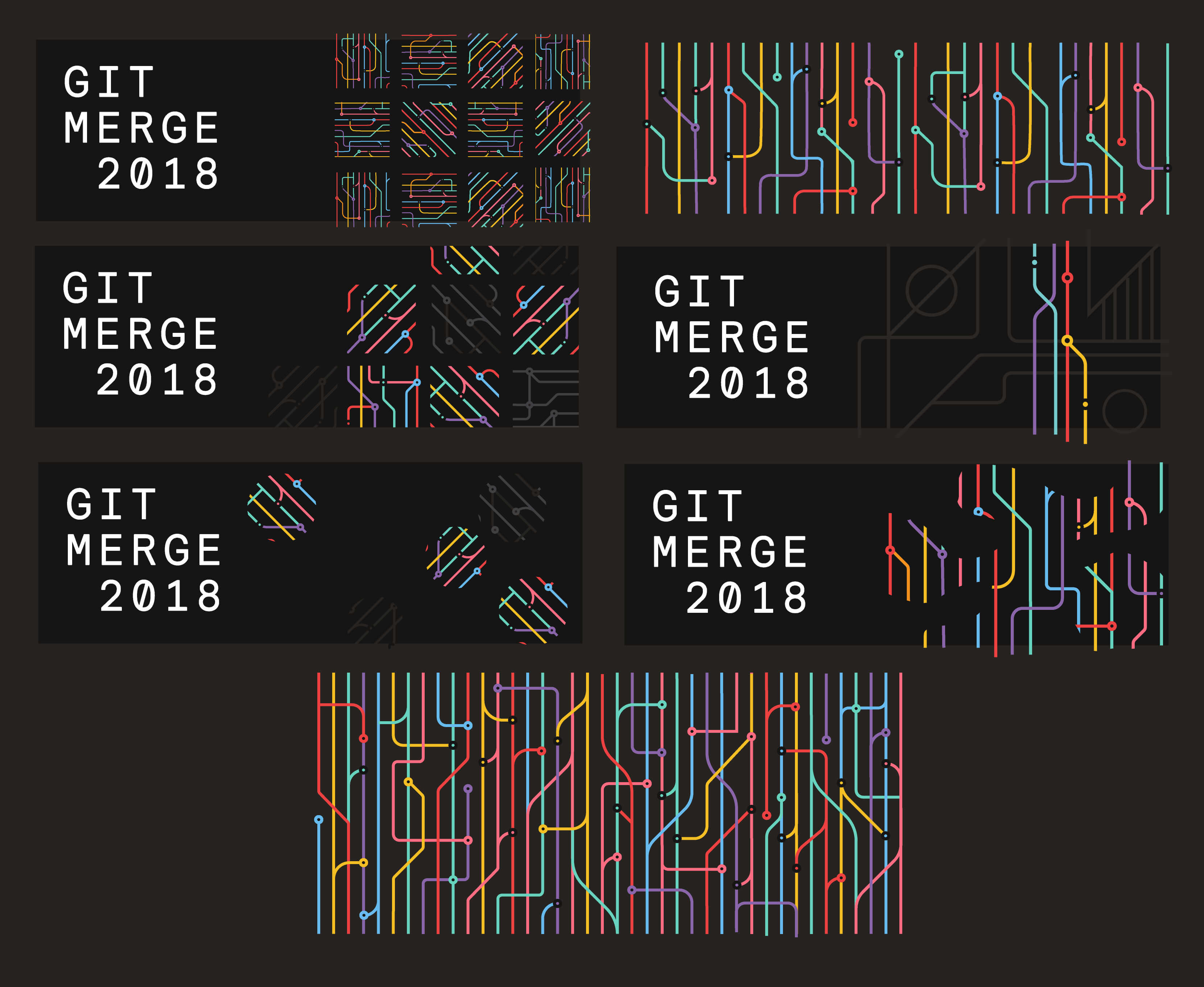 gitmerge design explorations