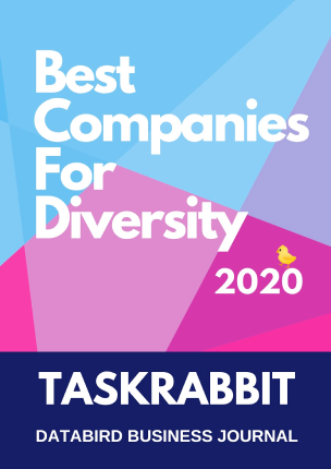 Award for best company for diversity 2020