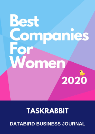 Award for Best Companies for Women in 2020