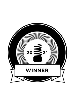 Webby Award Winner 2021