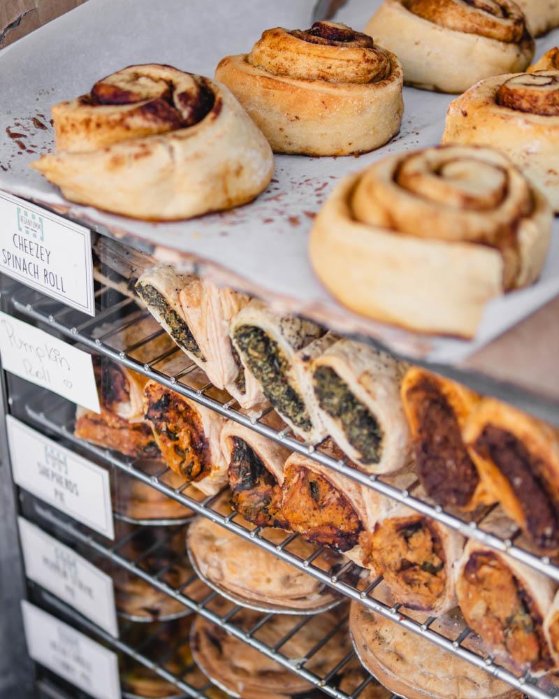 Baked goods from Veganyumm