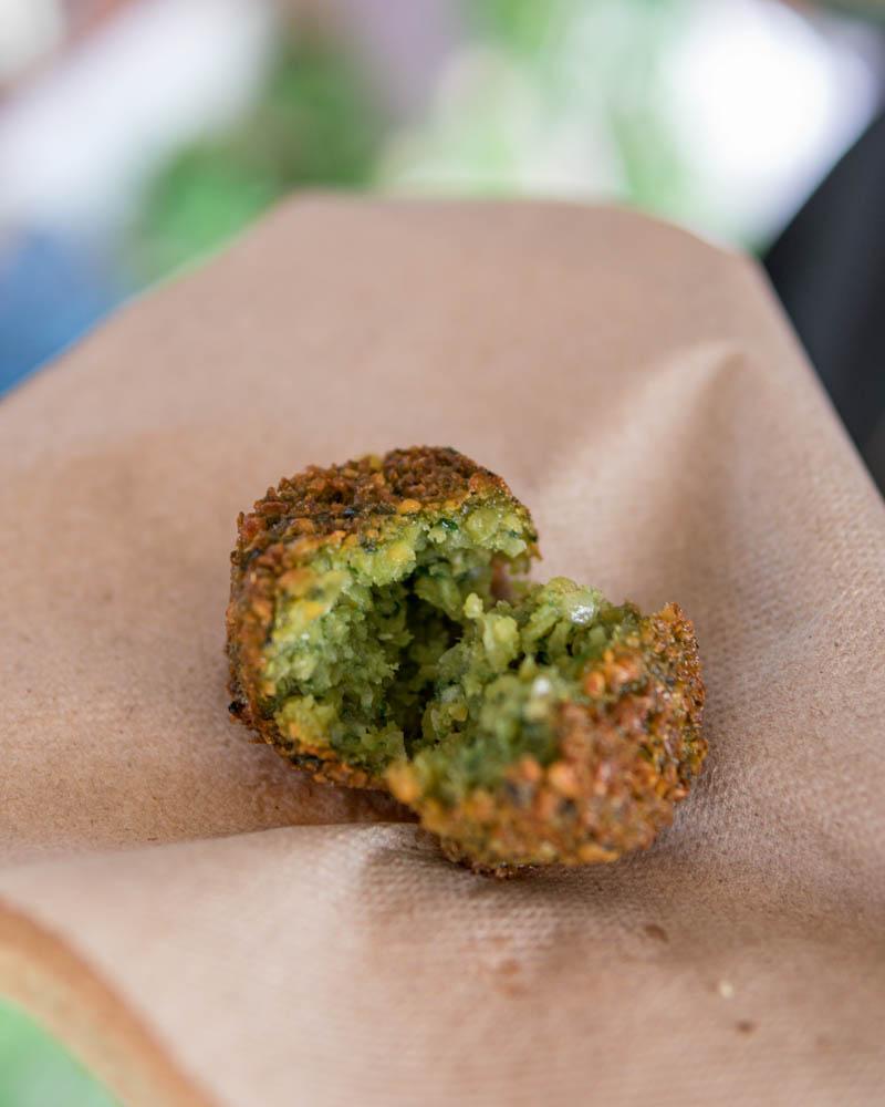 Falafel from The Green Falafel