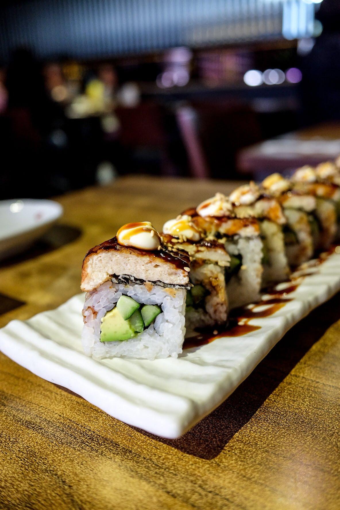 singapore-vegan-guide-herbivore-eel-sushi