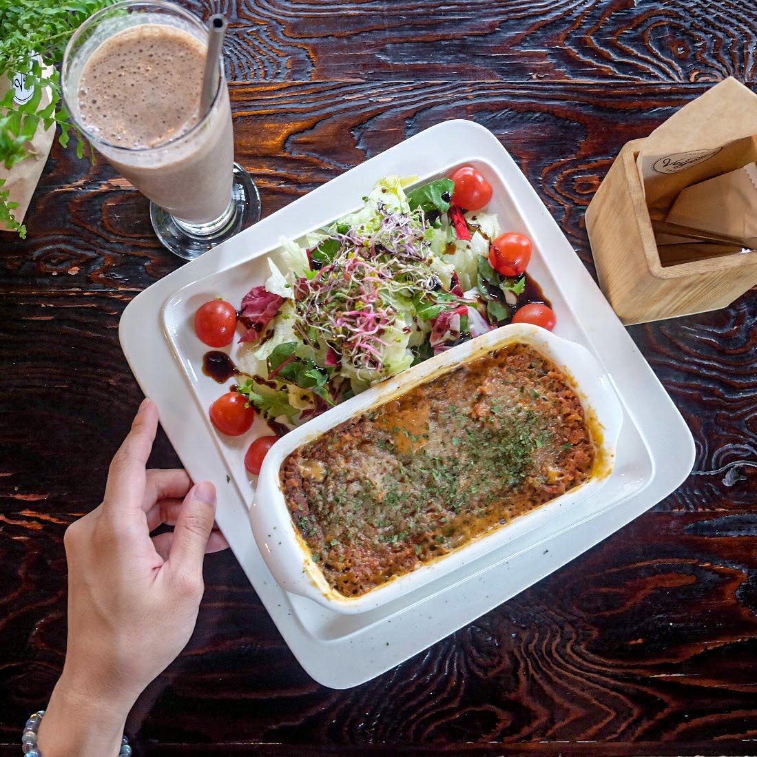 vegan-seoul-guide-vegetus-lasagna