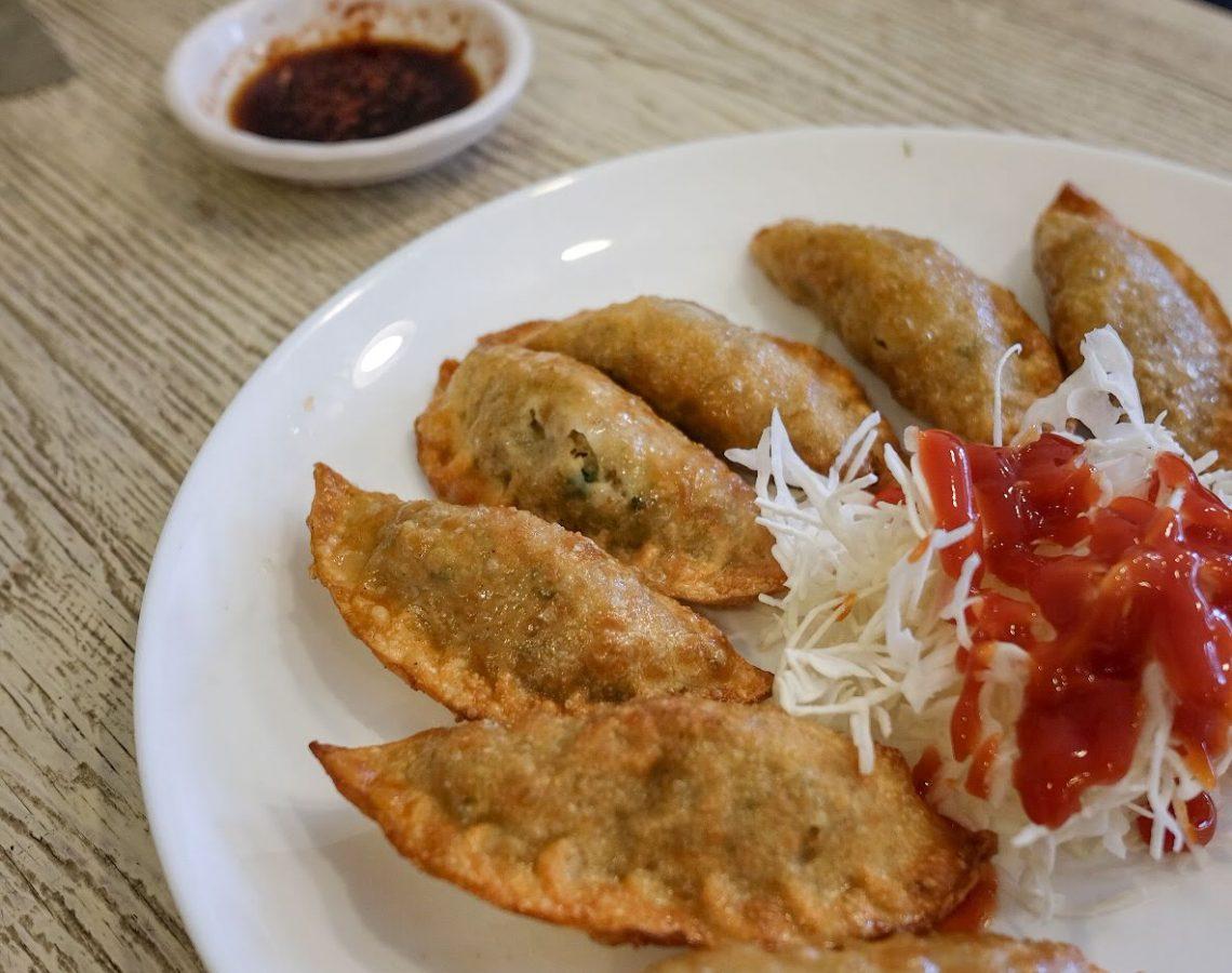 vegan-seoul-guide-lovinghut-cafe-fried-dumplings