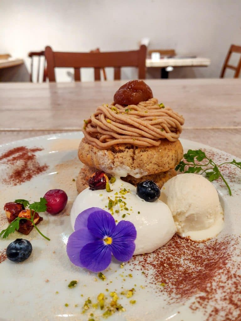 ain-soph-journey-chestnut-pancake