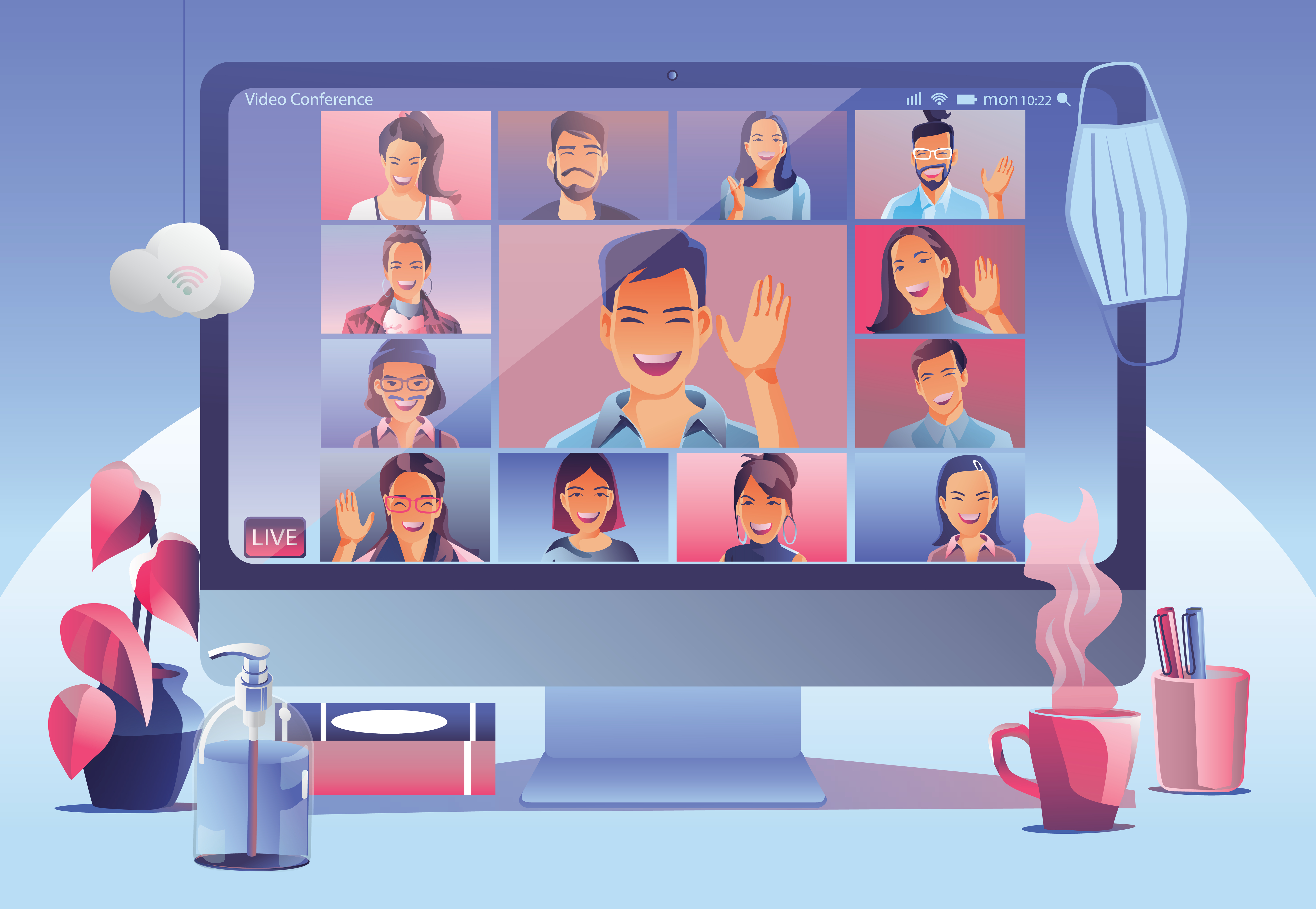🗓� The Best Virtual Conference Platforms 2021