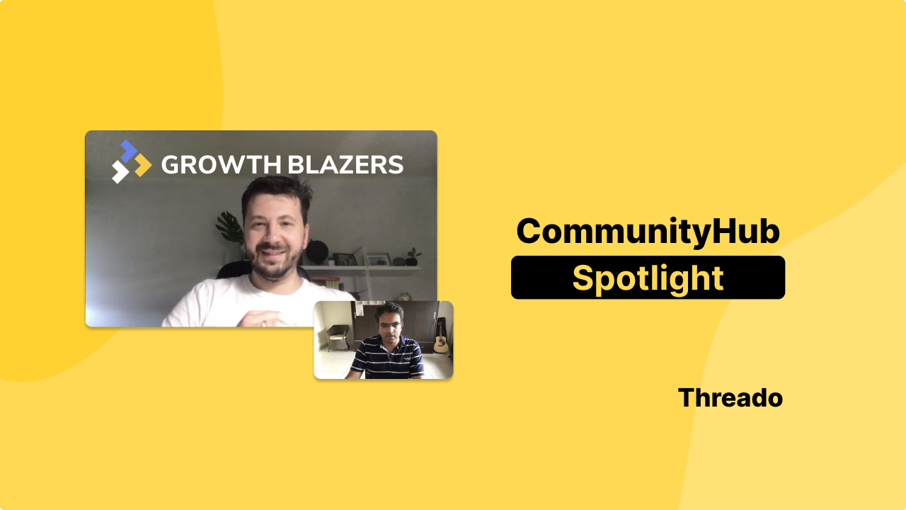📈 How Growth Blazers community adapted during the pandemic