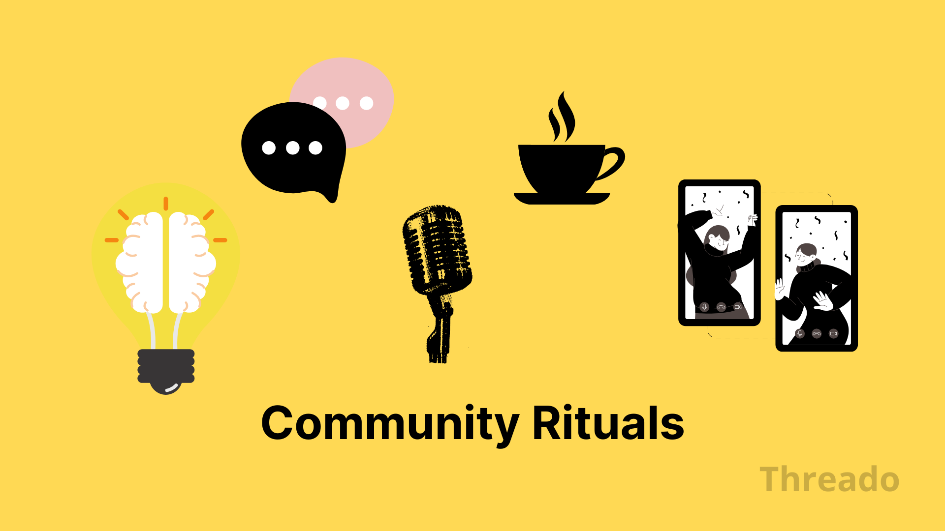 Engaging Community Rituals