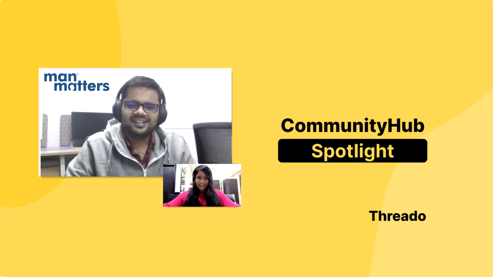 🎖� Marmik from Man Matters talks about how to run a successful brand community!