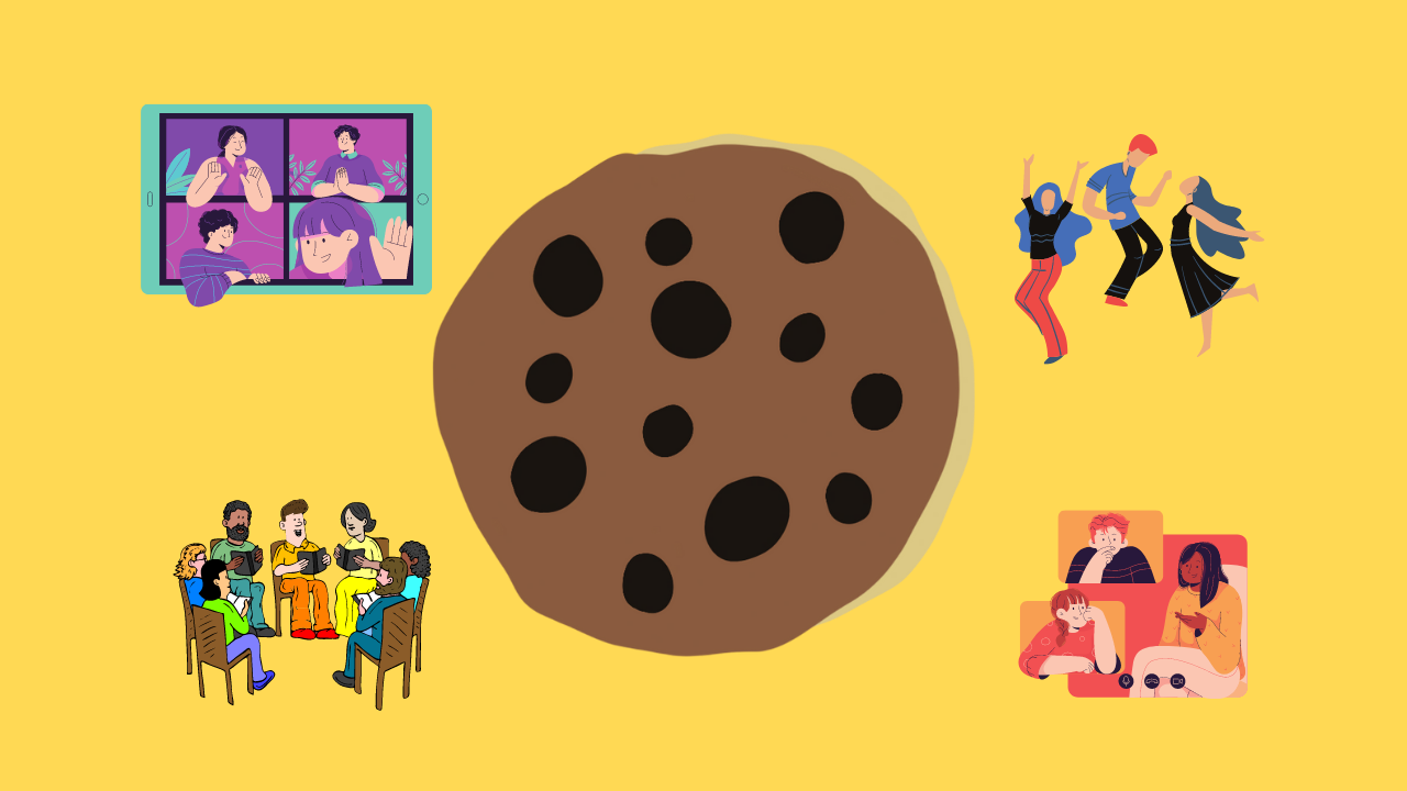 � A Community Cookie for your thought