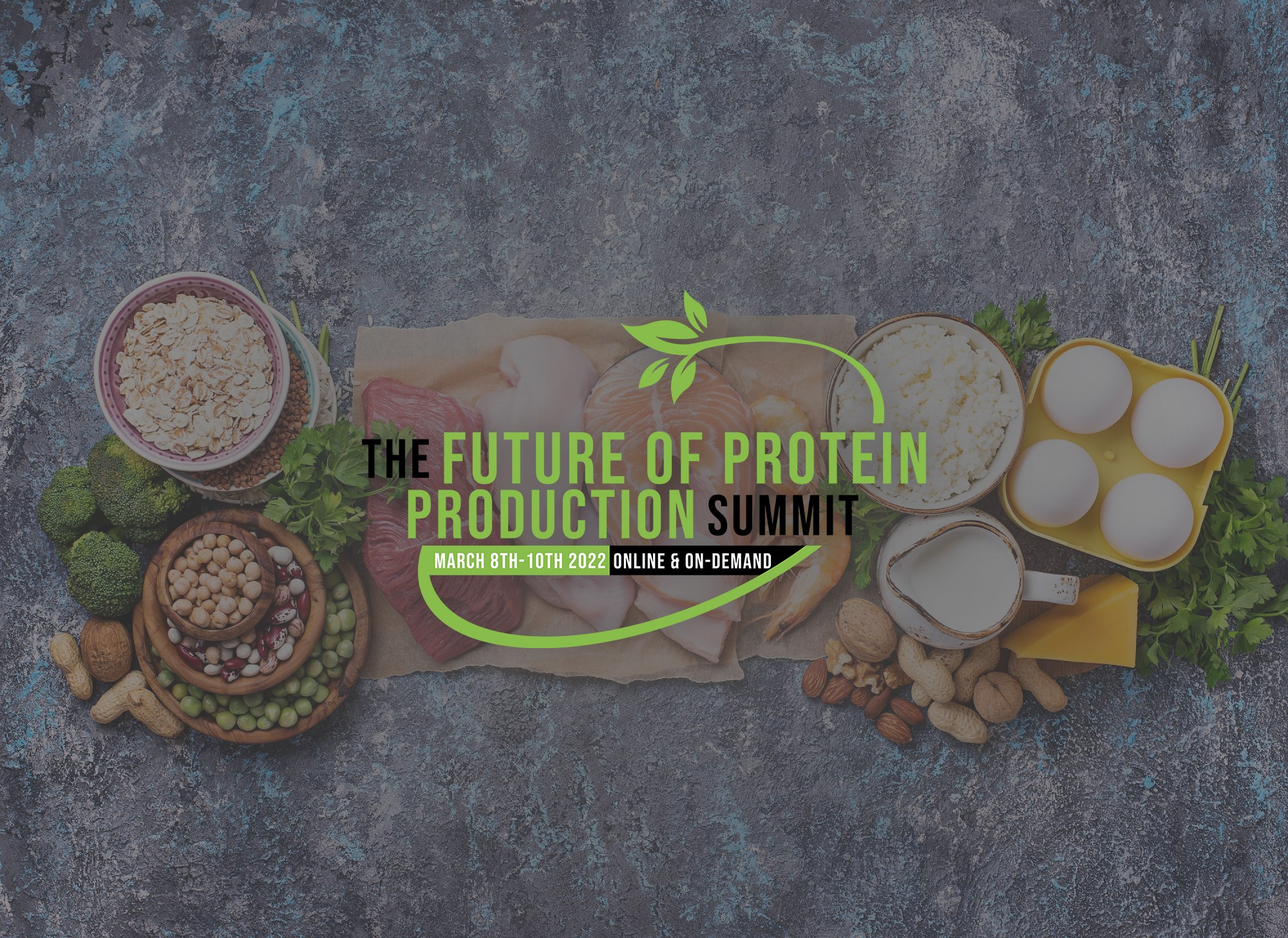 The Future of Protein Production Launches 2022 Event – To be held online on the 8th-11th March 2022