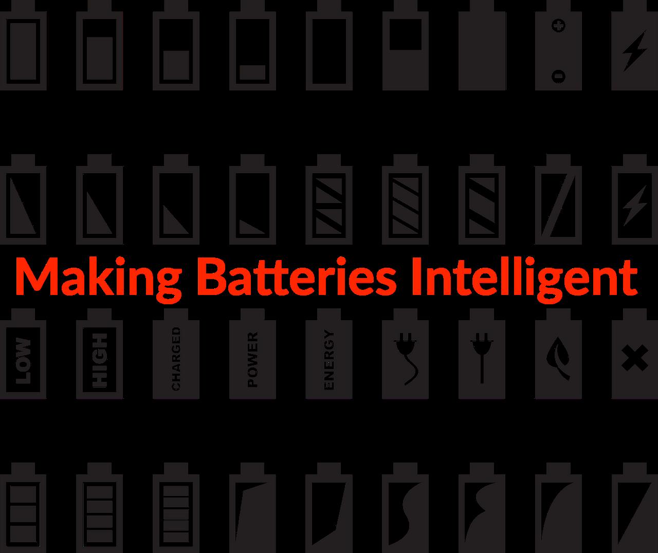 Making Batteries Intelligent