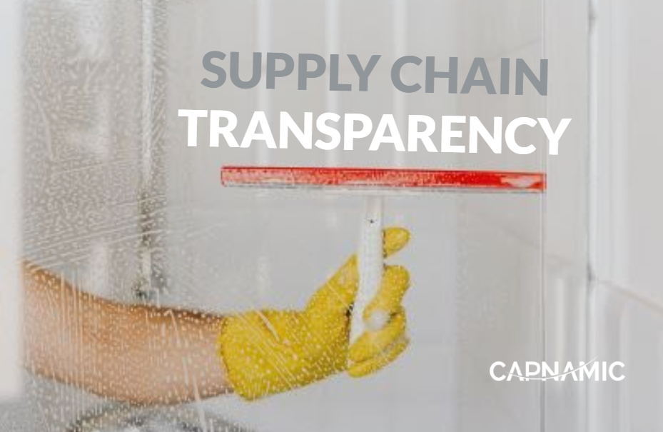 A history of making supply chains more transparent