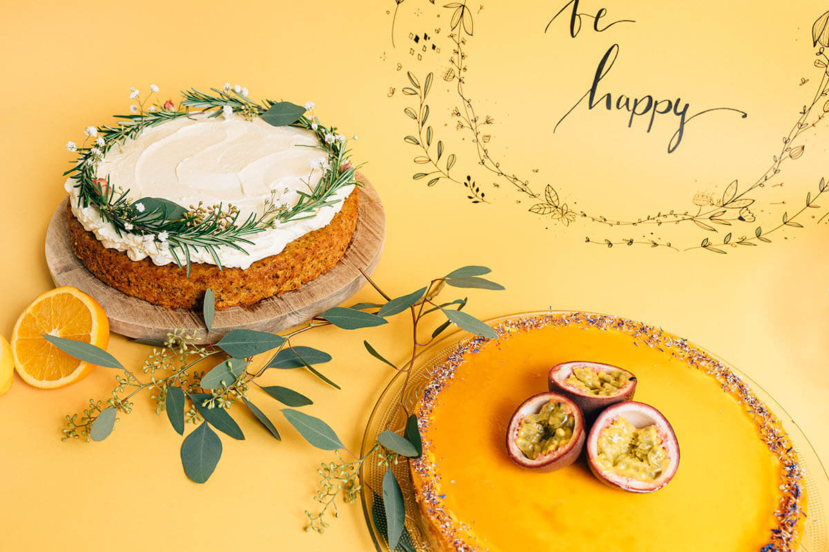 Leckerer Kuchen vom Café Saltkrokan aus Oldenburg