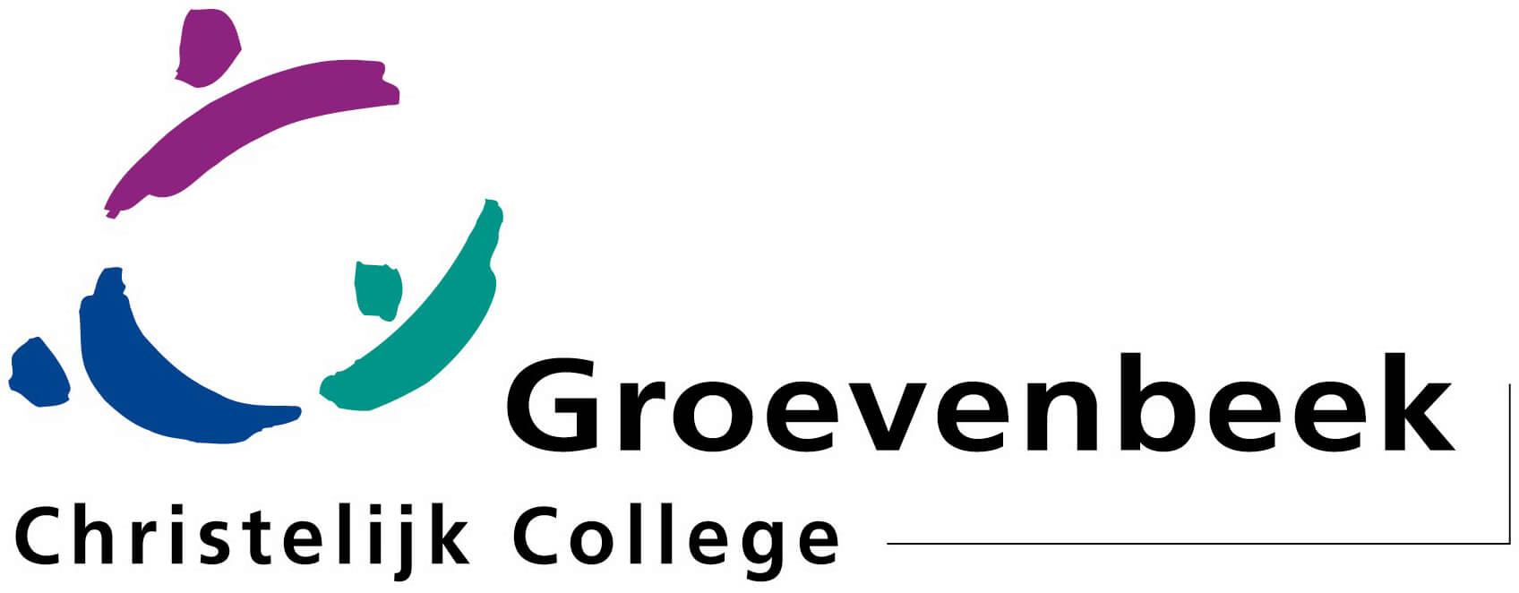 Logo Groevenbeek College