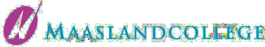 Logo Maasland College