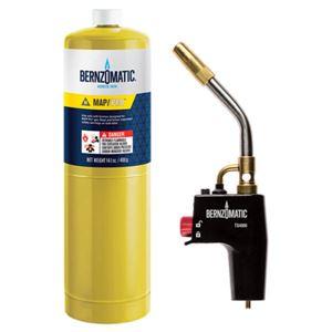 BERNZOMATIC PROPANE GAS CYLINDER(14.1OZ)