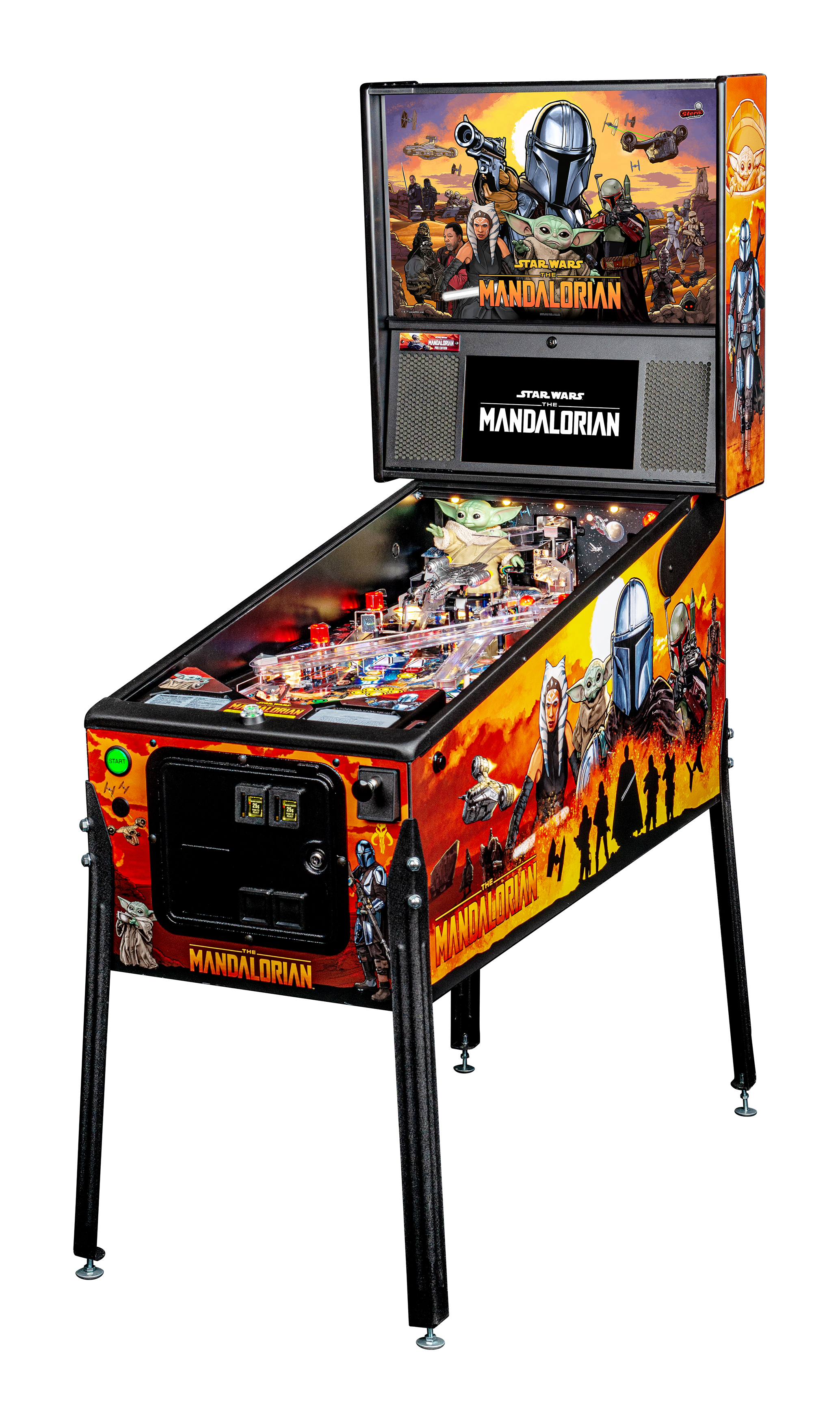Mandalorian Pro Pinball