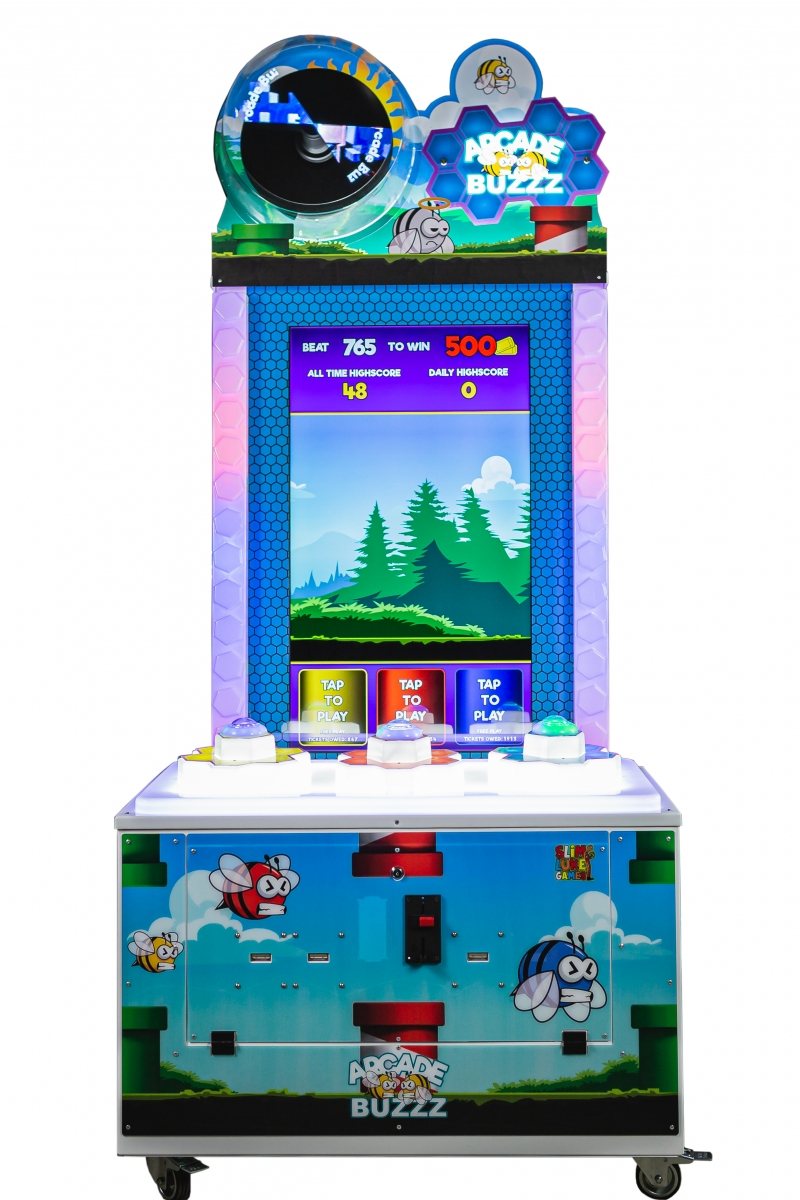 Arcade Buzz