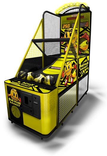 Pac Man Basketball