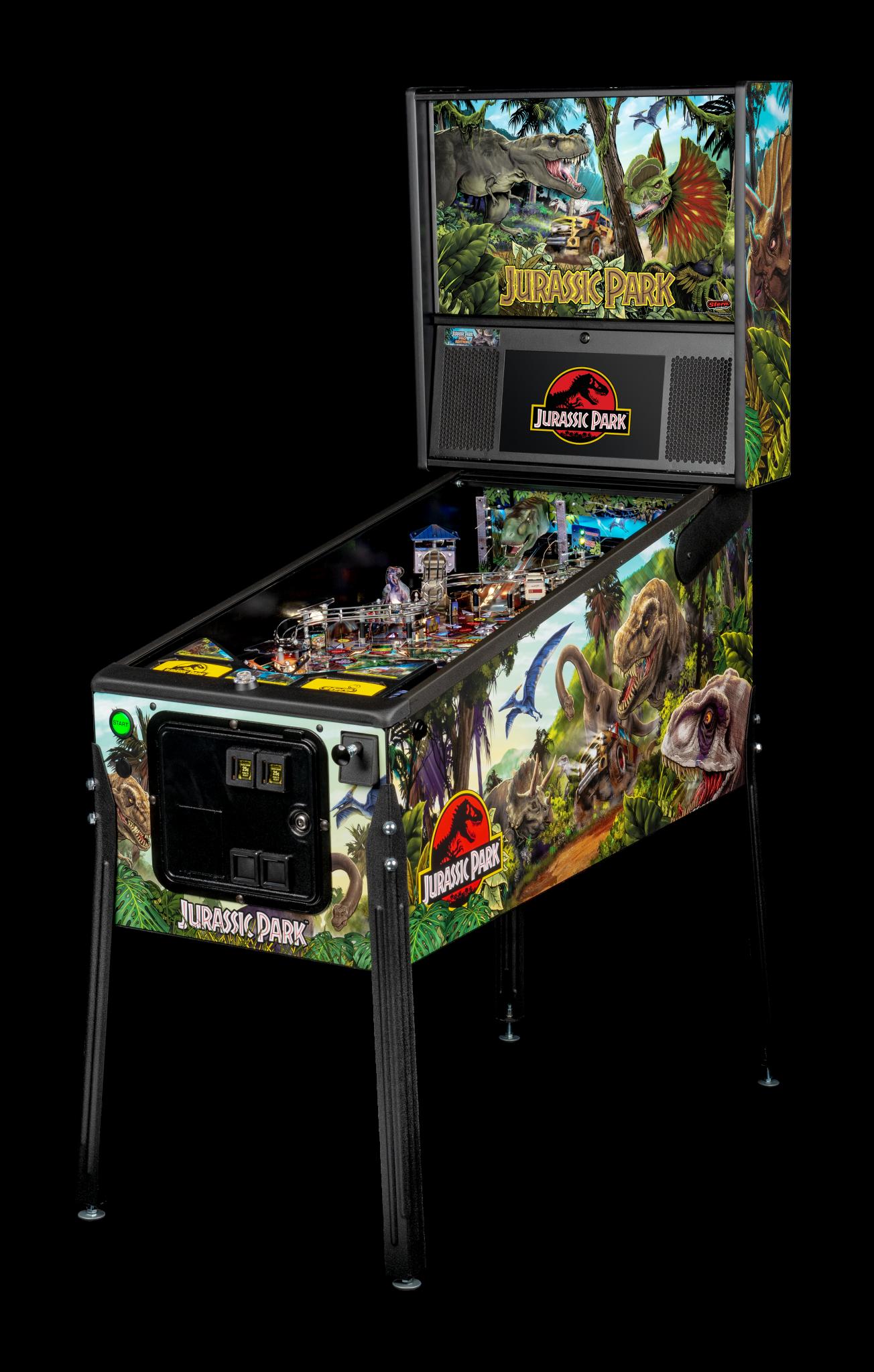 Jurassic Park Pro Pinball