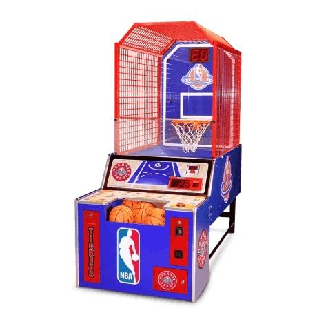 NBA Hoop Troop JR Basketball