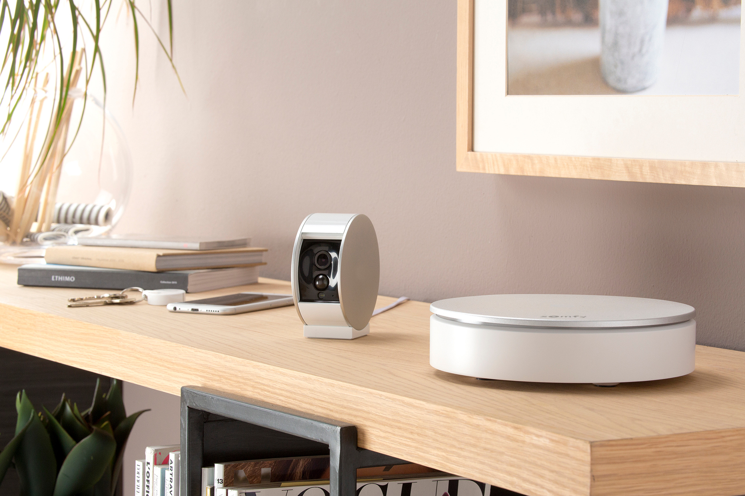 SOMFY MAKES LIFE EASIER FOR MILLIONS OF PEOPLE AROUND THE WORLD.