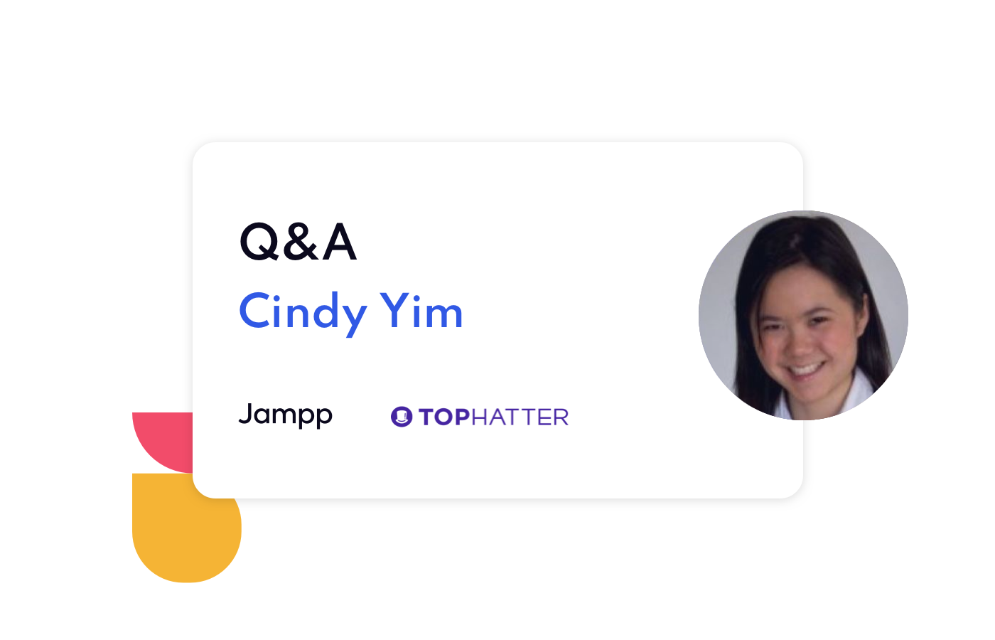 App Marketers in Quarantine: Cindy Yim from Tophatter