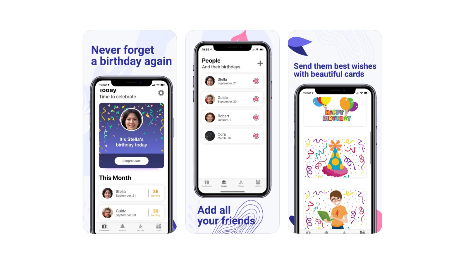 Jampp's Birthday Buzzer app to test SKAdNetwork