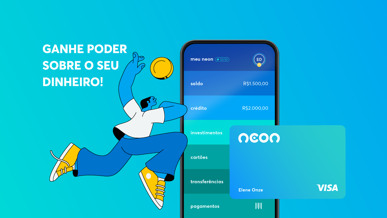 Neon bank partners with Jampp for User Acquisition and App Retargeting