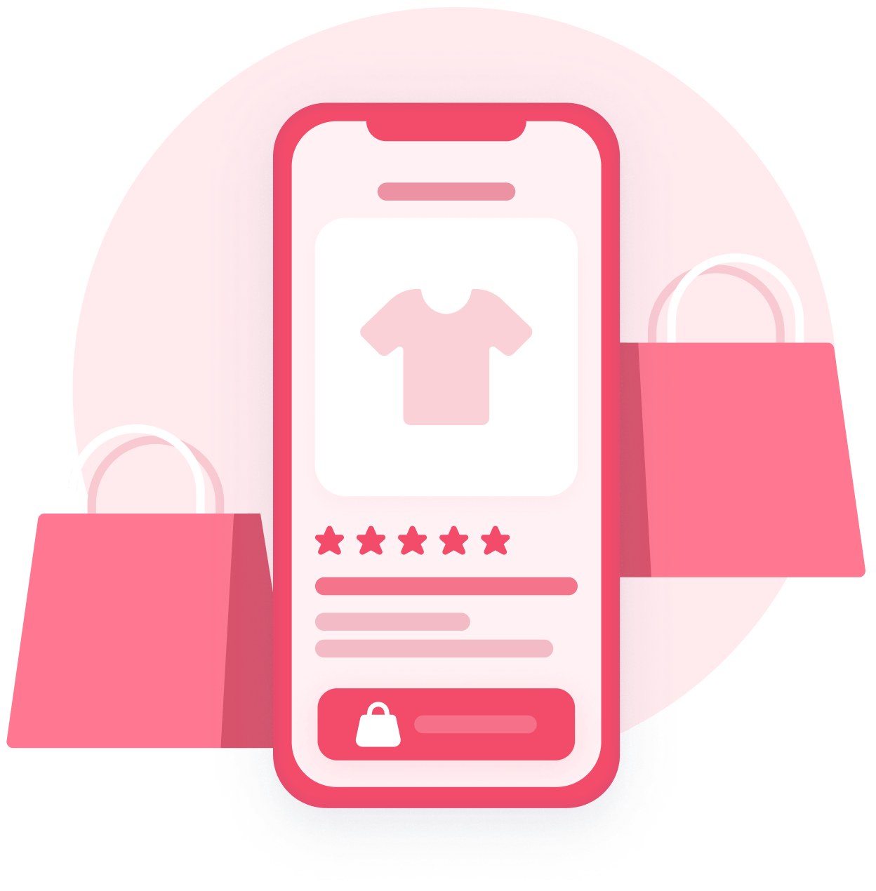 E-commerce and Shopping app