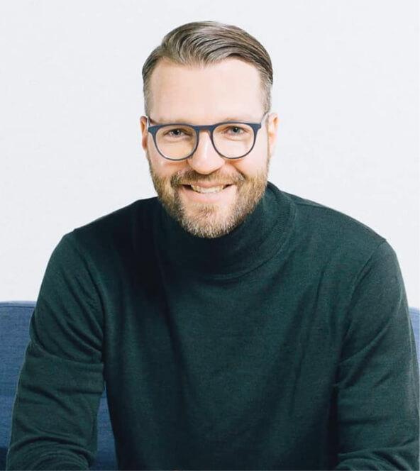 Philip Weiskirchen, Director of Sales