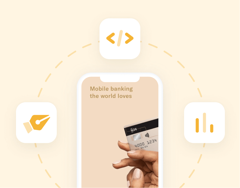 Creative testing solution for apps