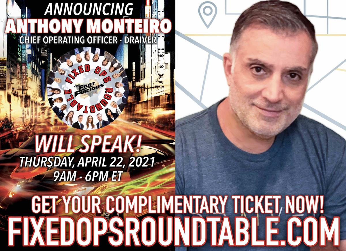 Fixed Ops Roundtable - Anthony Monteiro