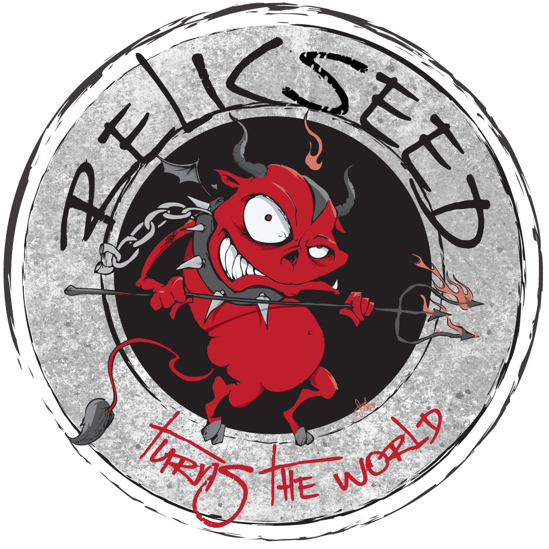 Relicseed devil logo