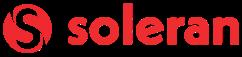 Soleran red logo