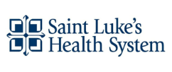 Saint Luke's Hospital logo