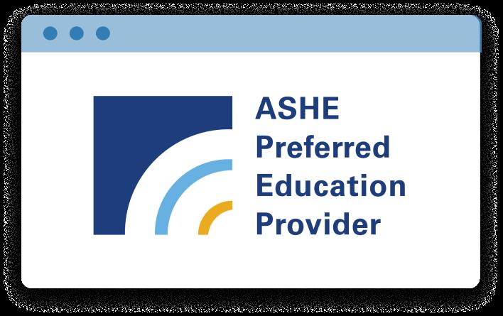 ASHE Preferred Education Provider