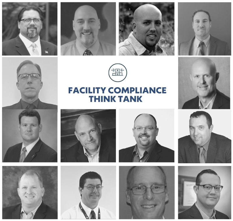 Facility Compliance Think Tank authors